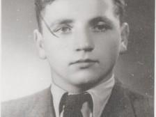 Jeden zo zavraždených –  Augustín Martinák (20 - ročný)