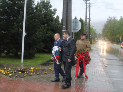 Pietna spomienka k výročiu ukončenia vojny 2017