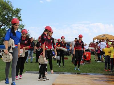 DHZ Ladce v Horovciach, Lednici a vo Svinnej 2017
