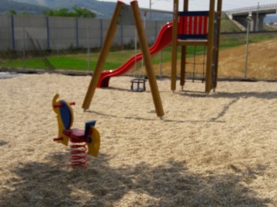 Otvorenie detského parku TUNEŽICE 2017