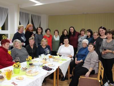 Stretnutie bývalých pracovníčok MŠ v Ladcoch 2017