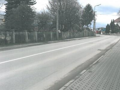 Nový plot okolo MŠ Ladce 2017