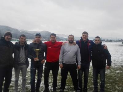 Tradičný Silvestrovský turnaj 2017