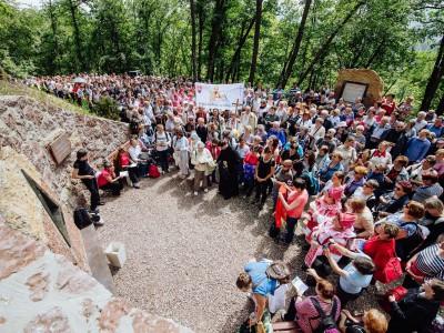 Tradičná národná púť na Butkov - máj 2018