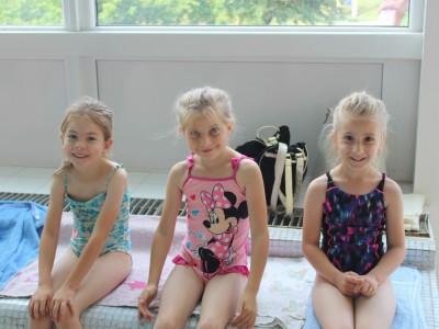 Plavecký výcvik detí z MŠ Ladce 2018