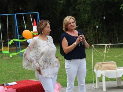 Pani učiteľka Kukučková sa lúči s MŠ po 44 rokoch práce 2018