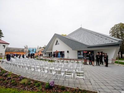 Vysvätenie kostola v Ladcoch - október 2016
