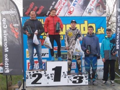 Medzinárodné majstrovstvá Stomp Moravia Pitbike Cup 2015