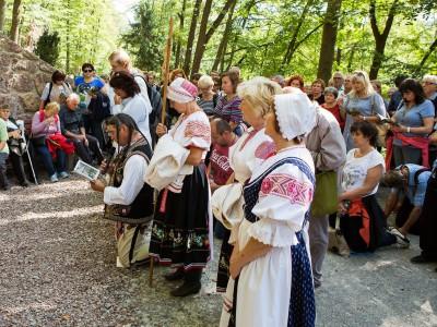 Tradičná národná púť na Butkov - september 2018