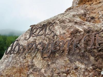 Požehnanie kríža na Butkove 2013