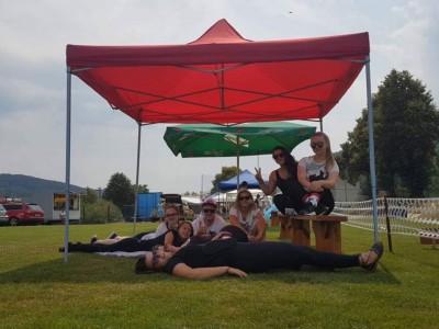 DHZ Ladce - PIDHL v Ladcoch a súťaže v Záriečí, v Mikušovciach a v Pružine 2018