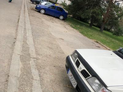 Rekonštrukcia odstavnej plochy Záhradná ulica 2018