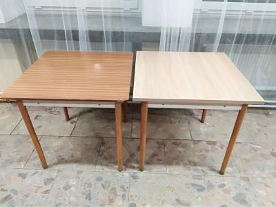 Oprava stolov v KD Ladce 2019