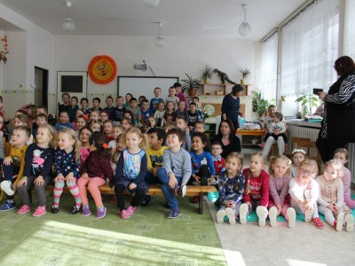 Medzinárodný deň šťastia v MŠ Ladce 2019
