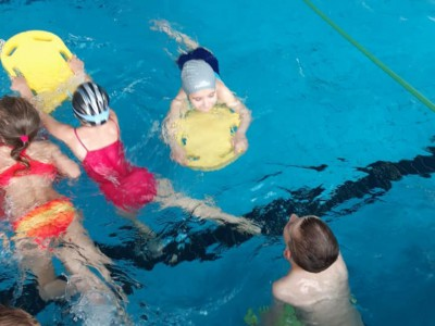 Plavecný výcvik MŠ Ladce 2019