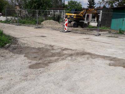 II. etapa výstavby kanalizácie - Prečerpávacia stanica odpadových vôd na Ul. Ľudovíta Štúra 2019