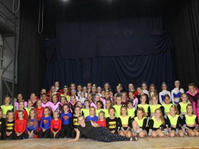 Tanečná súťaž O pohár starostu obce 2019