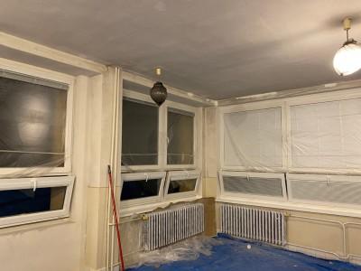 Maľovanie 2. triedy v MŠ Ladce 2019