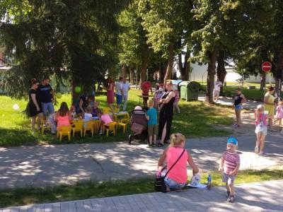 Slávnostné otvorenie detského ihriska vLadcoch 2020
