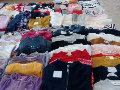 Jesenná burza oblečenia a zbierka bielizne pre nemocnice 2020