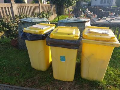 Kompostéry a nádoby na triedený odpad, Ladce