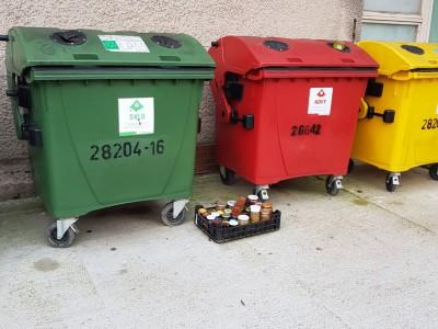 Triedenie odpadu vobci 2020: Príklad, ako to nemáme robiť