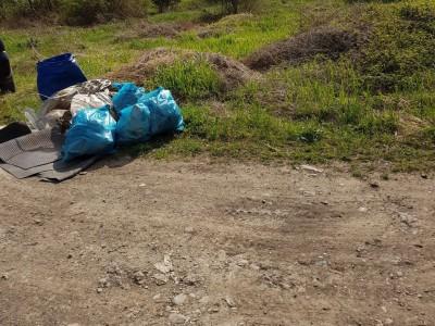 Čistenie okolia Váhu