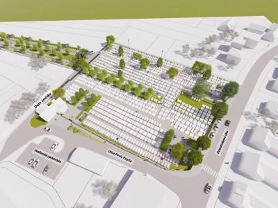 Revitalizácia miestneho cintorína v Ladcoch 2021