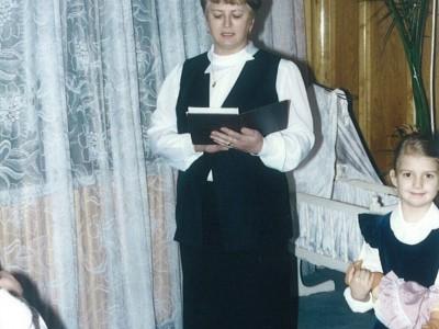 Uvítanie detí 2002