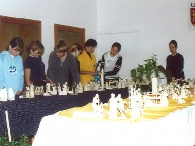 Výstava figúrok 2005