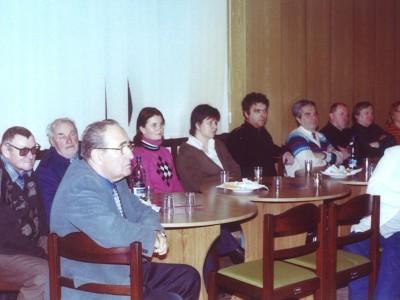 Sľub poslancov 2006