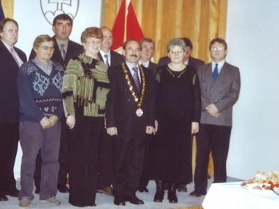 Posledné zasadanie obecného zastupiteľstva 2006
