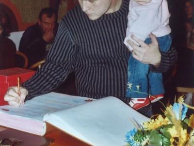 Uvítanie deti do života 2006
