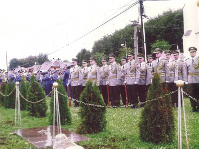 Cisársky večný vojak Mojtín 2013