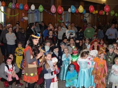 Detský karneval 2016