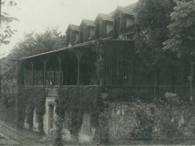 Kúpele Belušské Slatiny 1927