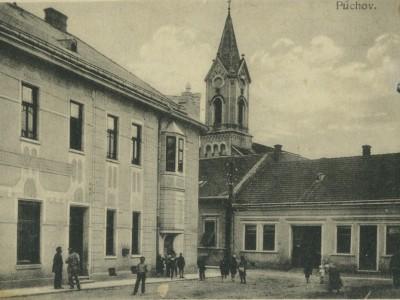 Púchov 1929