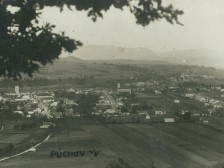 Púchov 1934