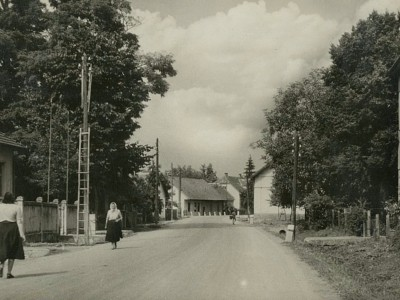Ladce 1950