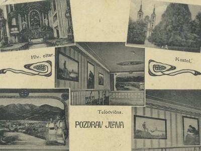 Pohľadnica Ilavy