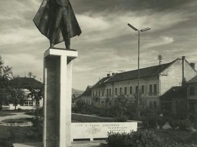 Pamätník SNP Ilava