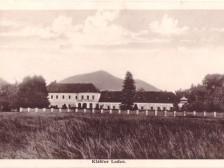 Ladce kaštieľ 1936