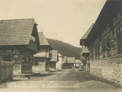 Čičmany 1948